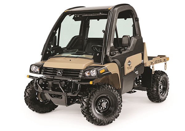 IAS MACH-1 Utility Vehicle